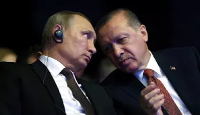 Referendum Sukses, Trump dan Putin Ucapkan Selamat kepada Erdogan