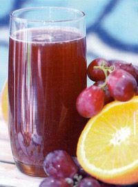 Jus Anggur Jeruk Untuk Kolesterol