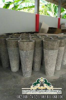 Jual Pedestal Marmer | Harga Pedestal Batu Marmer
