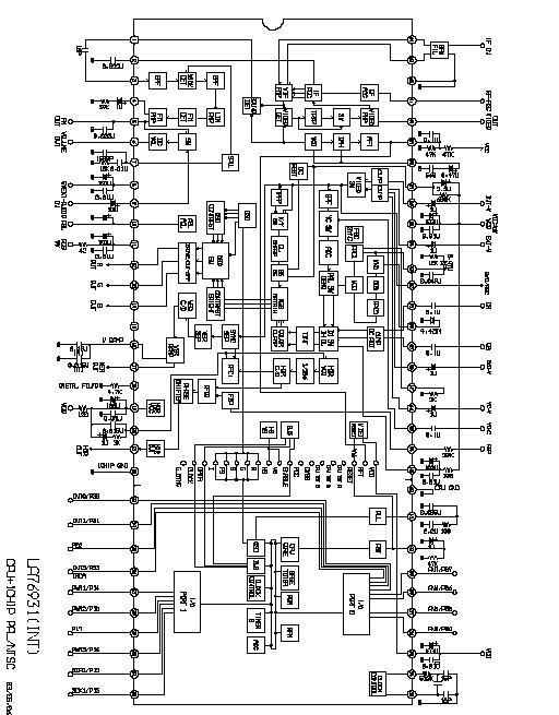 Colour tv circuit diagram pdf