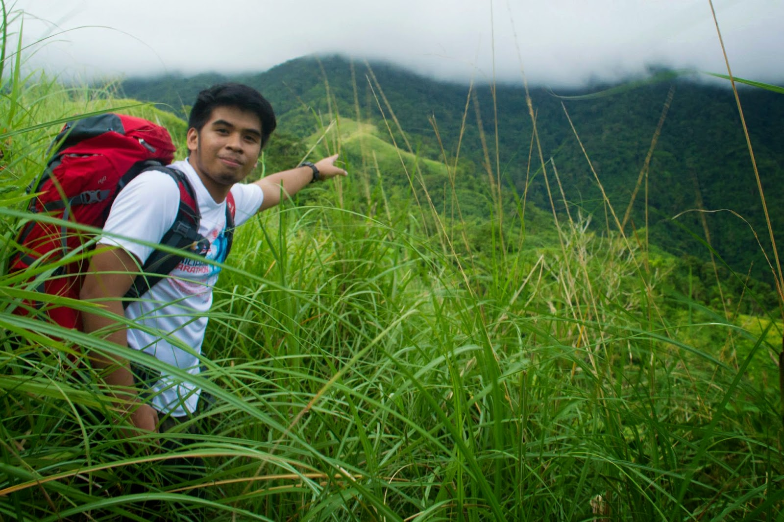 Mt. Banoi - Mt. Tibig