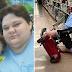 Παχύσαρκη γυναίκα πέφτει από το σκουτεράκι και τα τρολ του διαδικτύου την χλευάζουν ασύστολα. Η απάντησή της; Η καλύτερη!