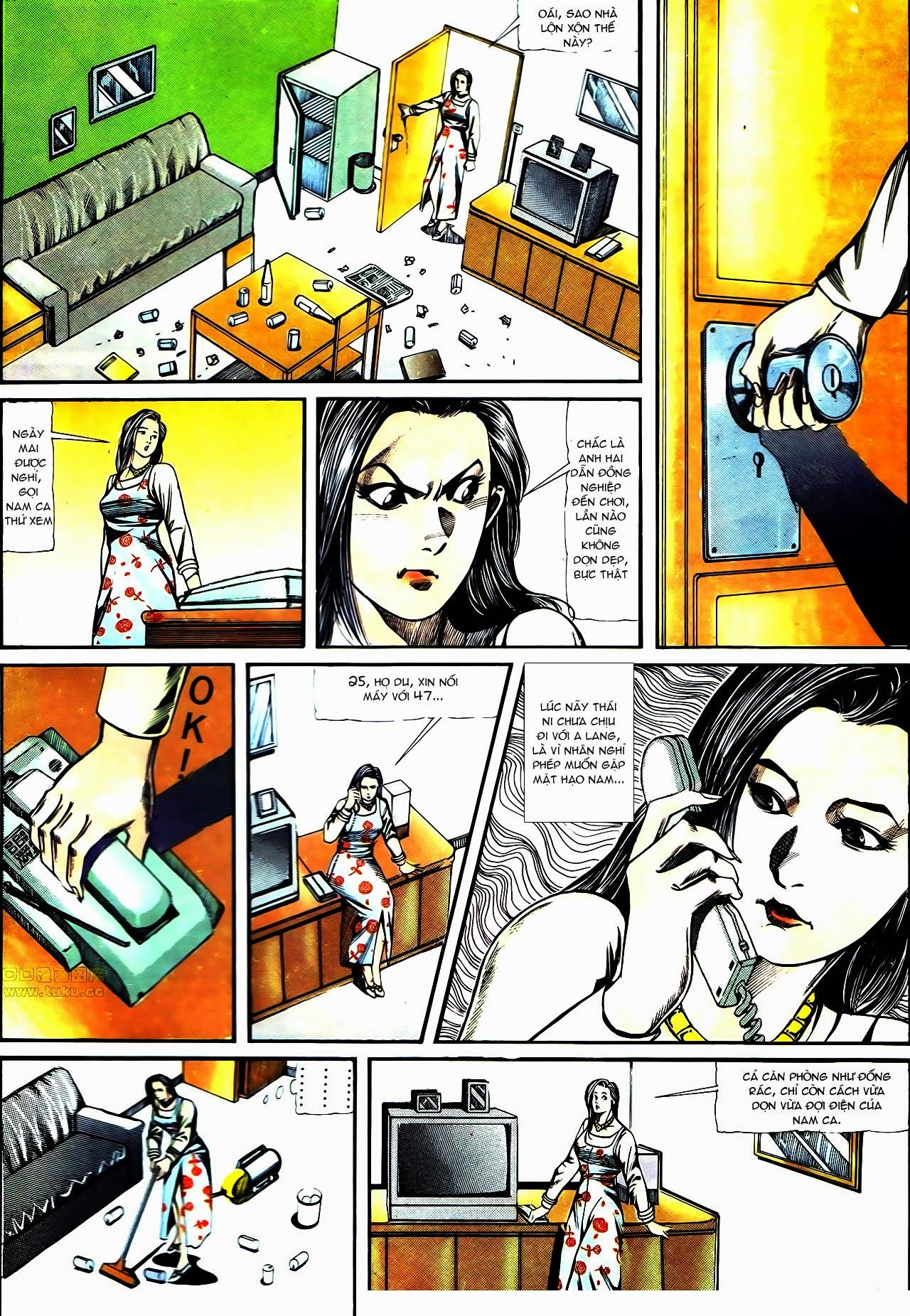 Người Trong Giang Hồ chapter 122: phố dục lạc trang 21