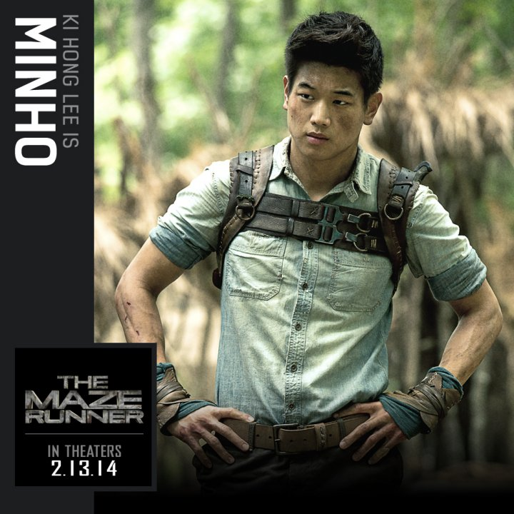 GeekMatic!: PRESS RELEASE: The Maze Runner!