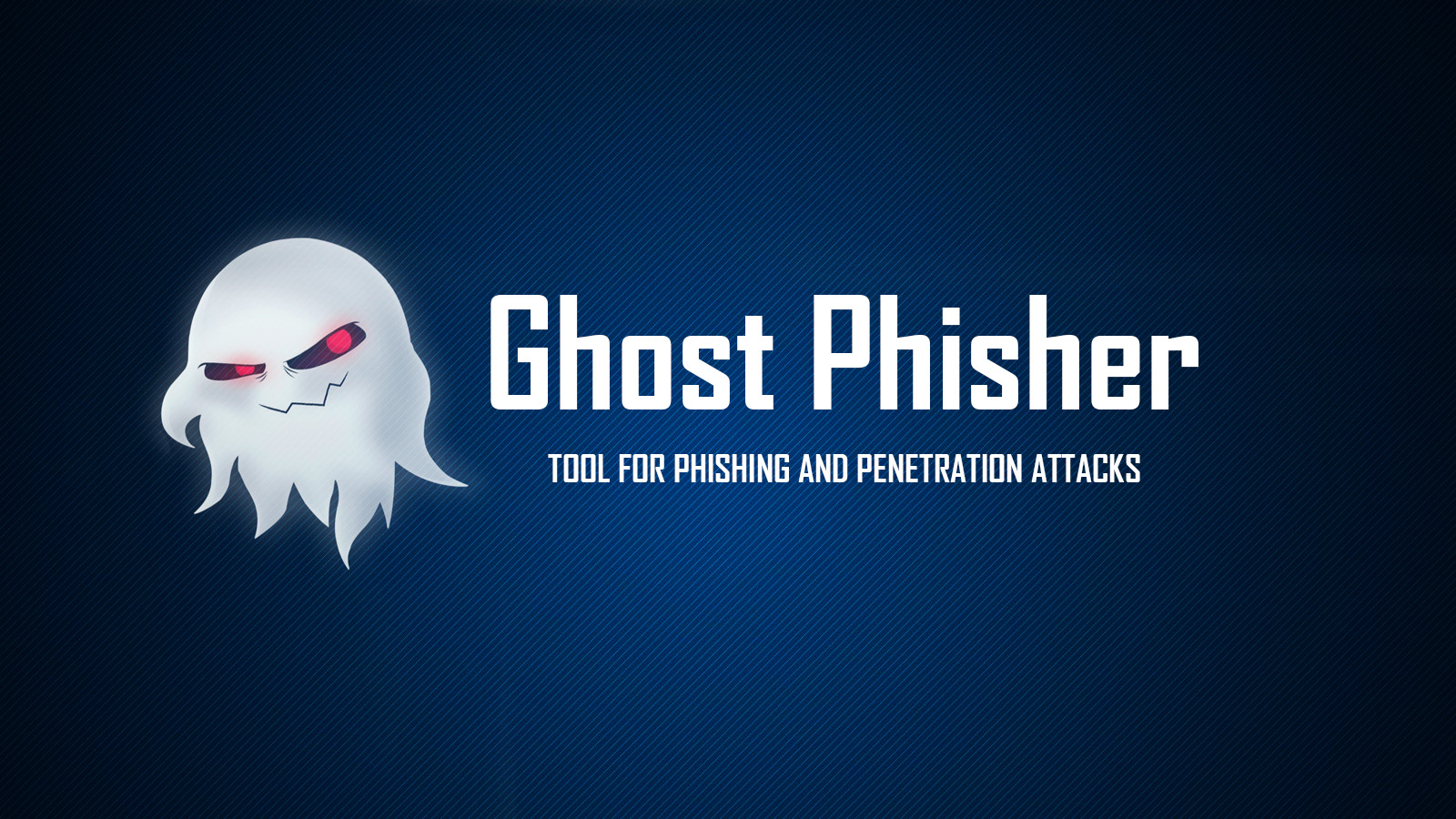Ghost Phisher - Tool For Phishing and Penetration Attacks