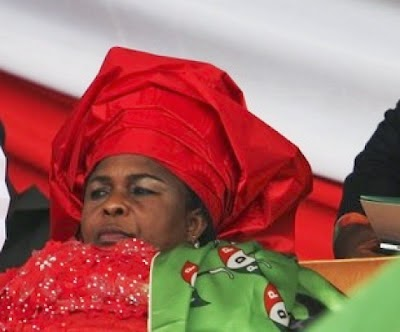 That First Lady Patience Jonathan's Fight in Namibia