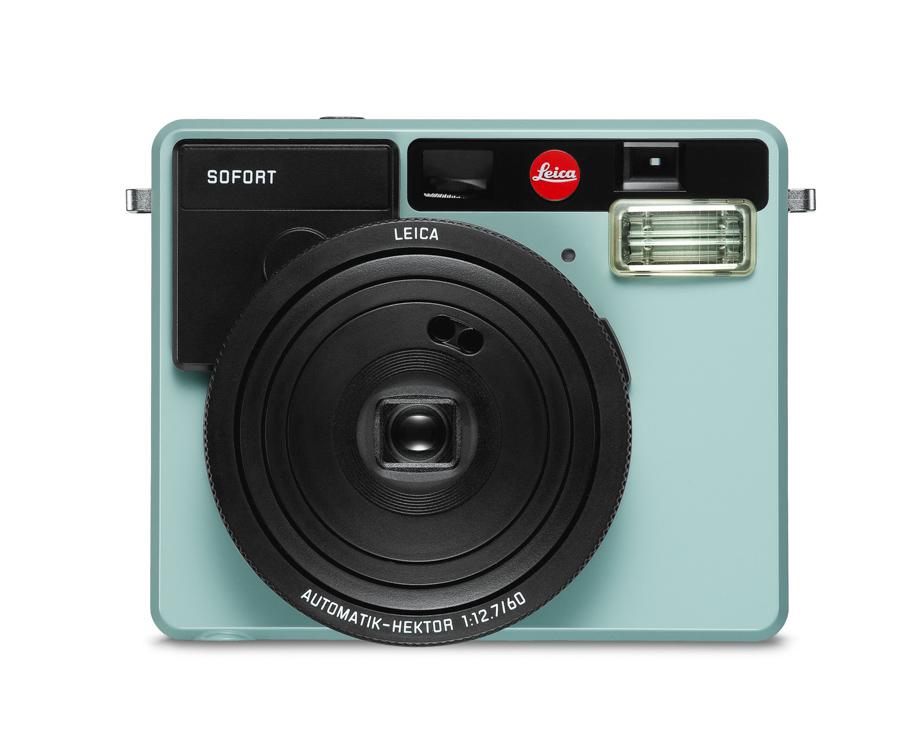 Leica Sofort, цвет мяты