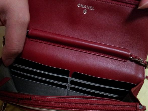 3ab178e50bfd Chanel Sevruga Wallet-On-Chain | ~~ Gimme That Bag! ~~