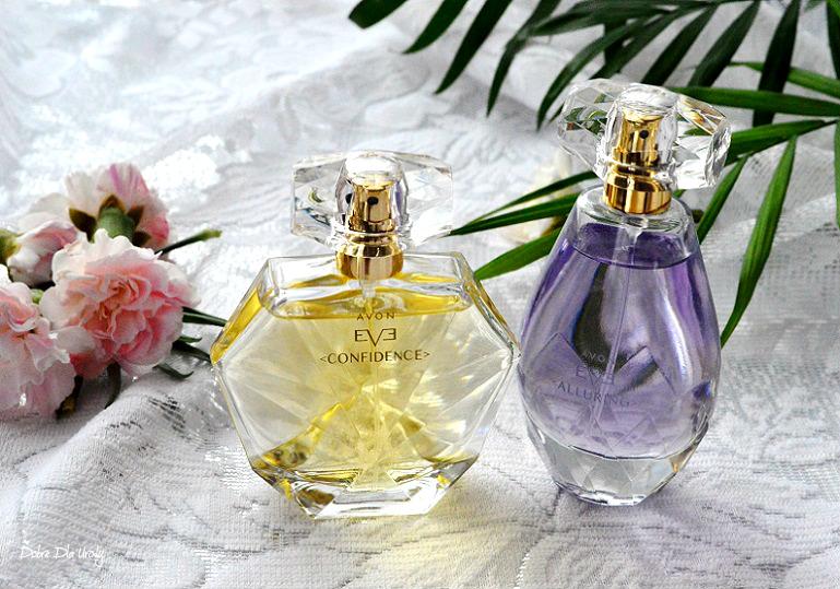 Avon Wody perfumowane Eve Alluring i Confidence recenzja