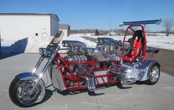 Boss Hog Motorcycle Trikes : Nesara republic now galactic news bosshoss