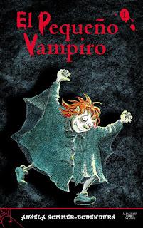 Resultado de imagen para el pequeño vampiro libro