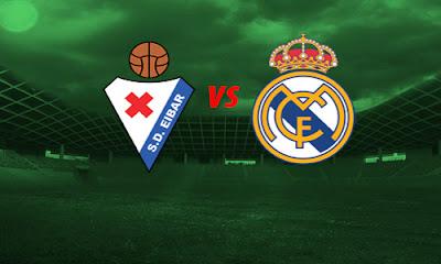 مشاهدة مباراة ريال مدريد وايبار اليوم بث مباشر فى الدورى الاسبانى