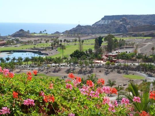 Taurodalen på Gran Canaria, en norsk oase