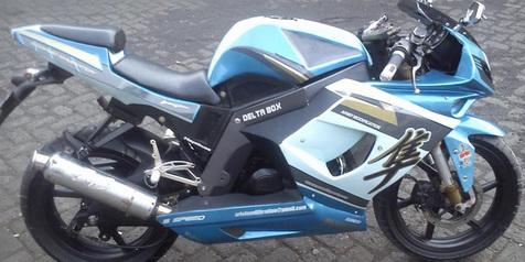 Thunder Tampil Moge Sport, Biaya Rp14 Jutaan