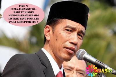 Inilah Bukti Kerja Nyata dalam Era Kepemimpinan Joko Widodo - Jusuf Kalla