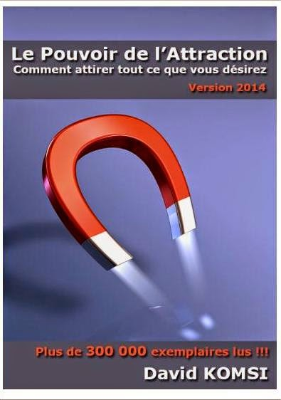 Pouvoir de l'attraction, loi de l'attraction pdf, livre loi de l'attraction pdf,