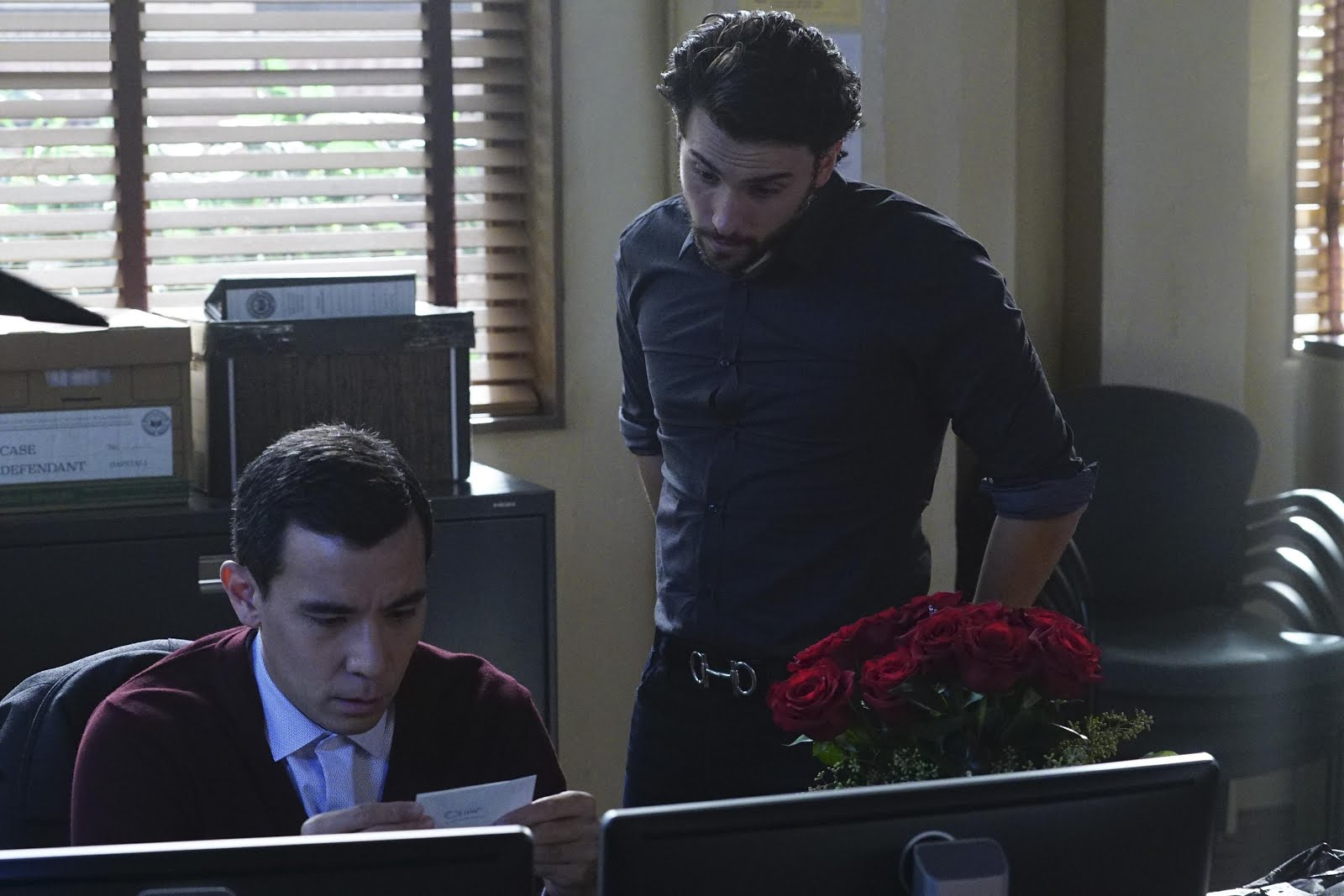 How to Get Away with Murder 3x08 No More Blood HTGAWM Connor Oliver Coliver