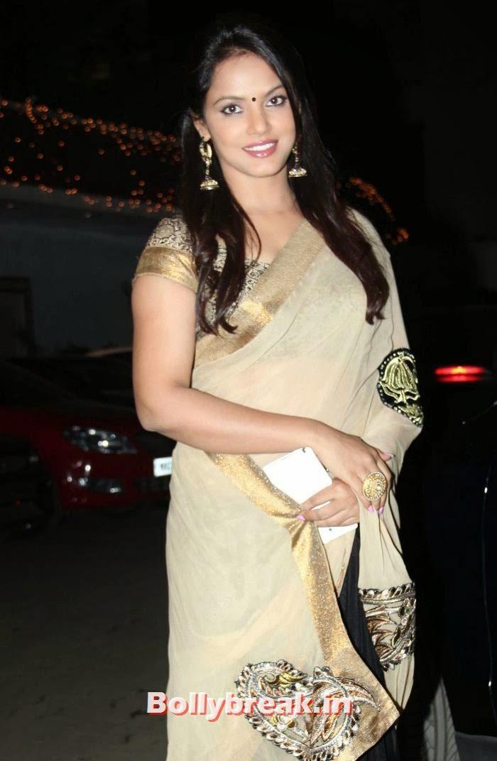 Neetu Chandra, Who Looked the Hottest at Raghav Sachar - Amita Pathak Wedding?