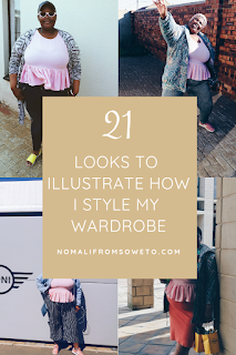 south african plus size blogger, plus size blog, south african blogger, plus size style blogger, wear my wardrobe, nomali from soweto