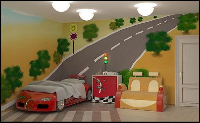 car beds for kids  car beds - car racing theme bedrooms - theme beds - car beds - race car beds - cars - transportation theme - construction theme - boys bedroom ideas - garage themed bedrooms - boys racing cars themed bedrooms - Car Themed Bedrooms for Teenagers - car beds for kids