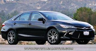 2016 Toyota Camry XSE V6 Hybrid Review Exterior