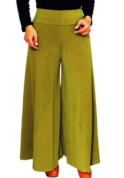 Model Celana Kulot Tercantik, Modis Dan Simple