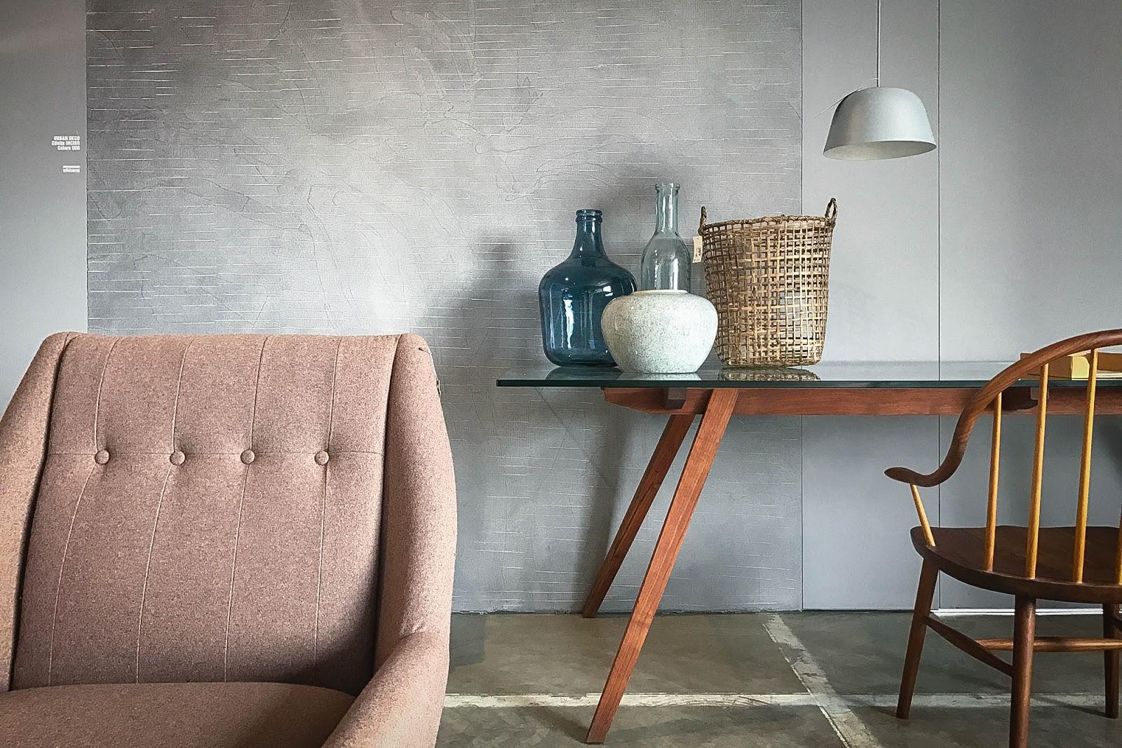 Pittura Pareti Shabby Chic : Pareti effetto cemento con sikkens shabby chic interiors