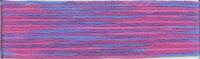 мулине Cosmo Seasons 9019, карта цветов мулине Cosmo