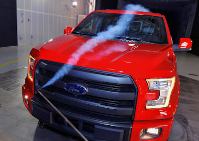 Introducing New Ford Wind Tunnel Complex