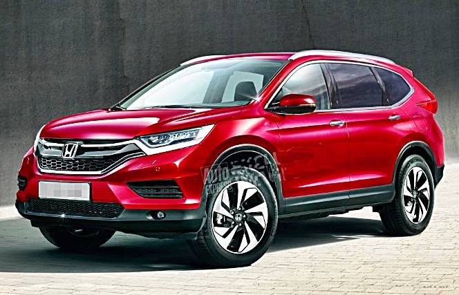 new honda cr v ready to grow with seven seats in 2018 auto honda rumors. Black Bedroom Furniture Sets. Home Design Ideas