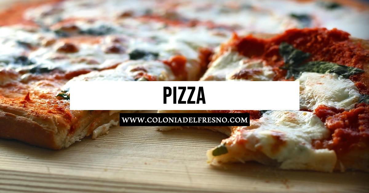 pizzas en la colonia del fresno