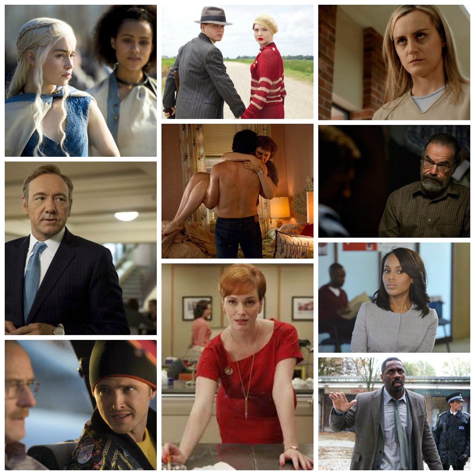Emmy 2014 Nominations
