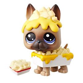 Littlest Pet Shop Series 4 Hungry Pets Great Dane (#4-147) Pet