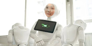 In Japan, create robots that play dead people planet-today.com