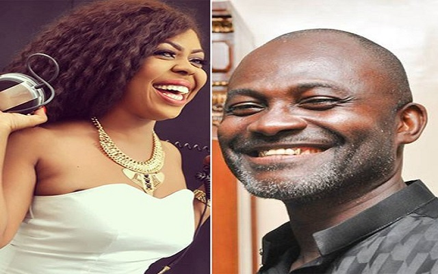 Ken Agyapong had compassion for Afia Schwarzenegger