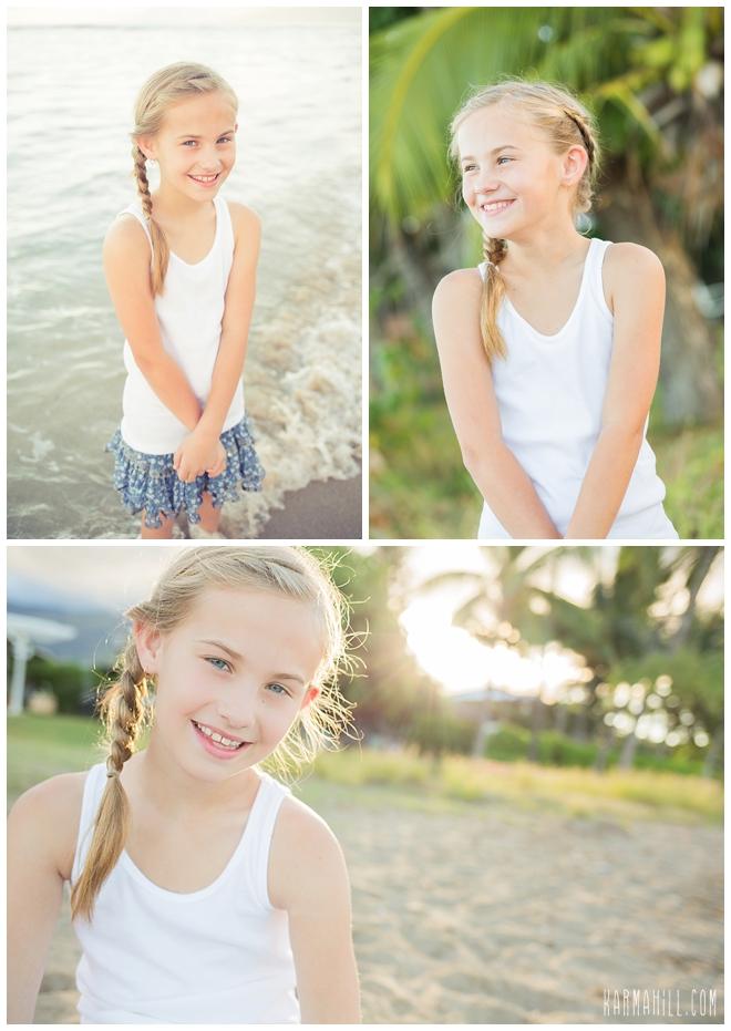 Maui Children's Portrait
