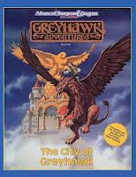 City of Greyhawk box set