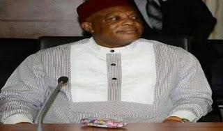 Chief Frank Ekpunobi, NYSC Director is dead