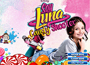 Soy Luna Candy Shooter juego