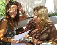 Teresanna pugliese attrice di ischia forever gossippi - Bagno teresa ischia ...