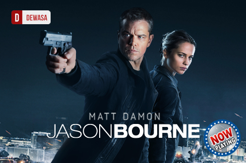 Film JASON BOURNE Bioskop