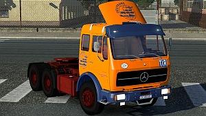 Deutrans Mercedes NG1631 mod