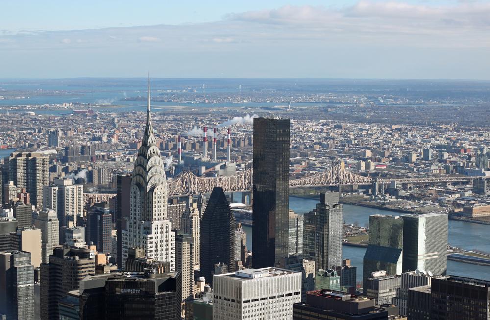 New Yorkin parhaat nähtävyydet 5