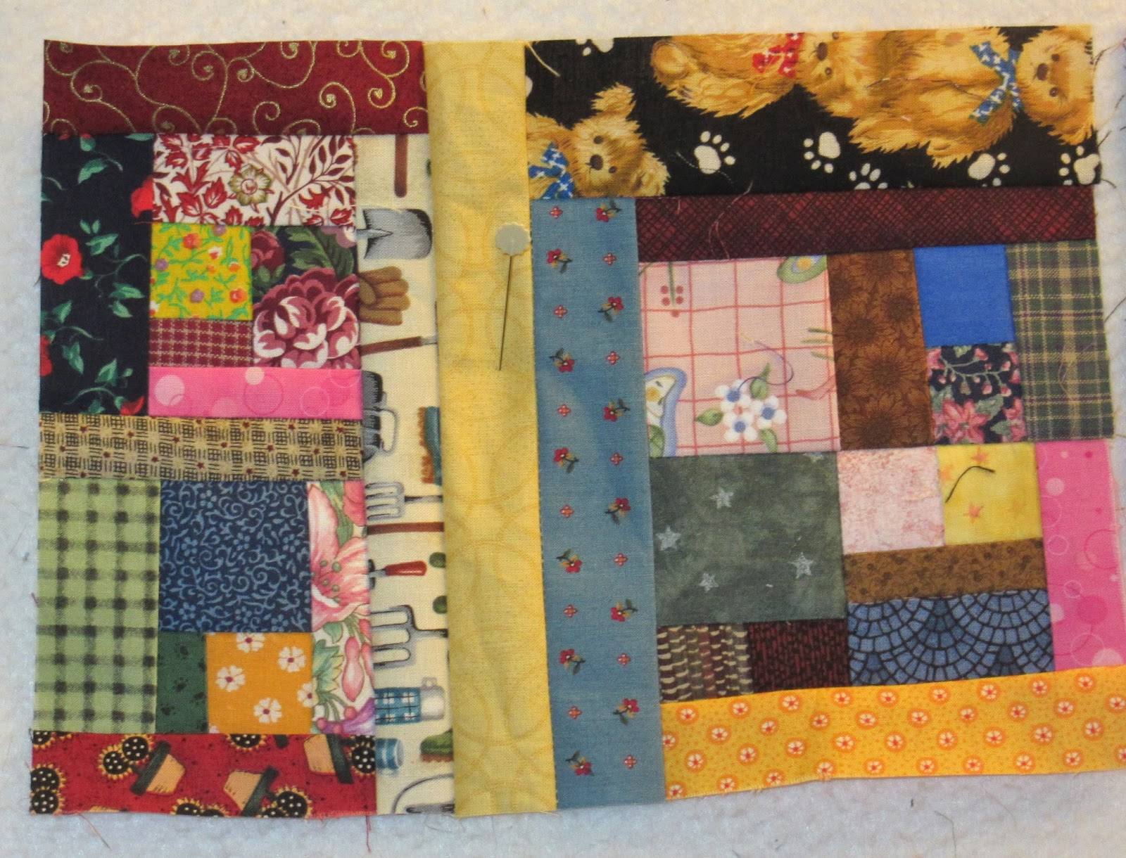 Design Wall Quilts Retractable : Kathy s quilts design wall monday
