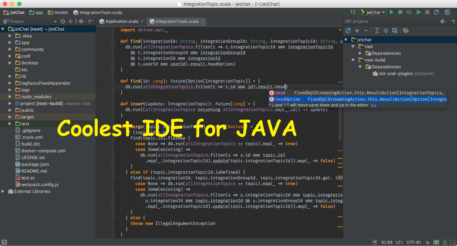 The Coolest IDE For Java 2017-2018 | Glipter - True Good Articles.