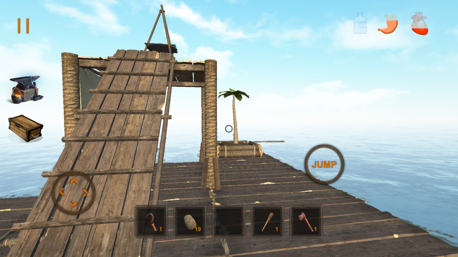 Raft Survival Ultimate MOD APK