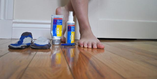 Prendre soin de ses pieds en course à pied