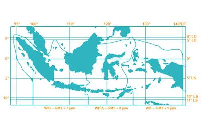 Letak Astronomis Dan Geografis Indonesia Beserta Pengaruhnya