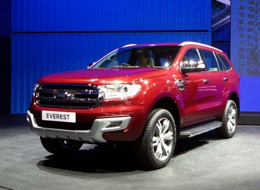 2016 Ford Everest Indonesia Review   World4Ford