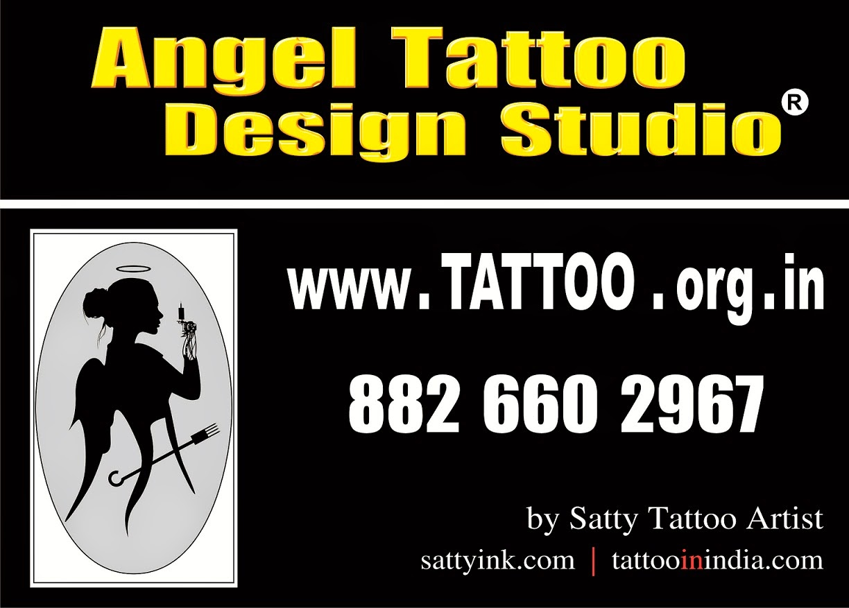 Tatto Shop-Artist in DT City Center Mall Gurgaon